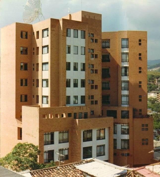 Edificio Entrelomas