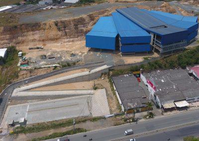 Centro Internacional de Desarrollo (CIDS) en construcción (2014 – 2020)