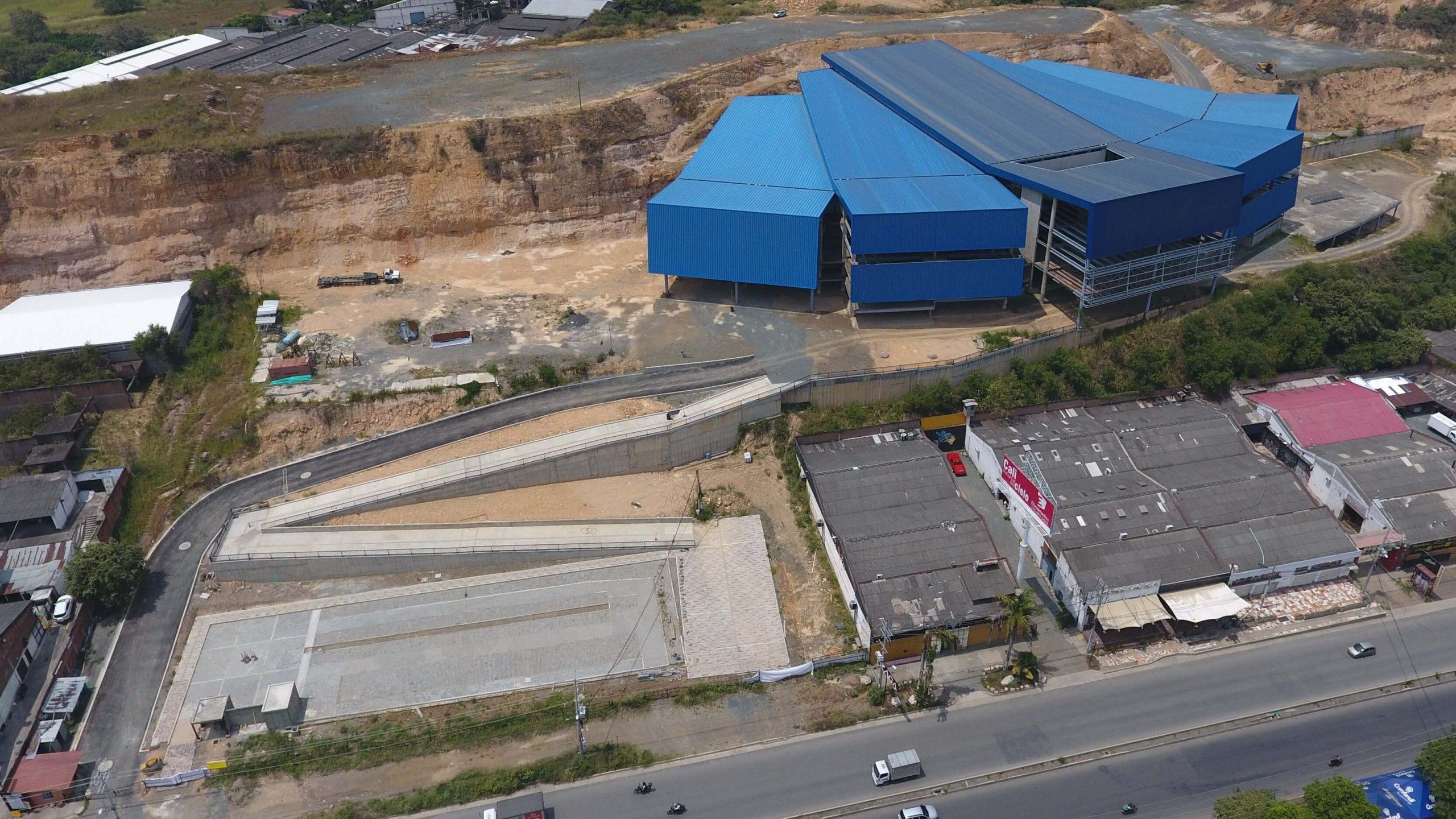 Centro Internacional de Desarrollo (CIDS) en construcción (2014 - 2020)
