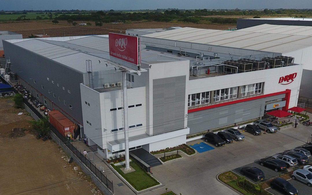 Planta de producción Carnes Frías ENRIKO