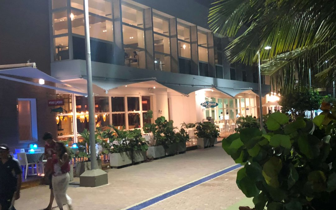 Hotel Casablanca (SAI) – Plan Maestro (restaurantes, cocina y comedor)
