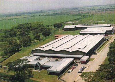 Nueva sede Industrias Lehner