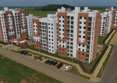 Marfil apartamentos en Condominio