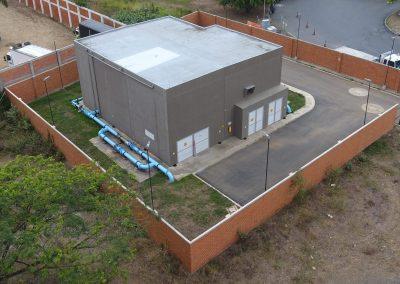 Estación de Bombeo, EBAP Ciudad Guabinas