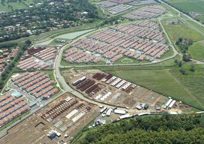 Ciudad Country Condominios residenciales (Tucán, Quetzal, Jacamar, Milano, Azor, Alondra, Turpial, Falco, Morito y Jilguero)