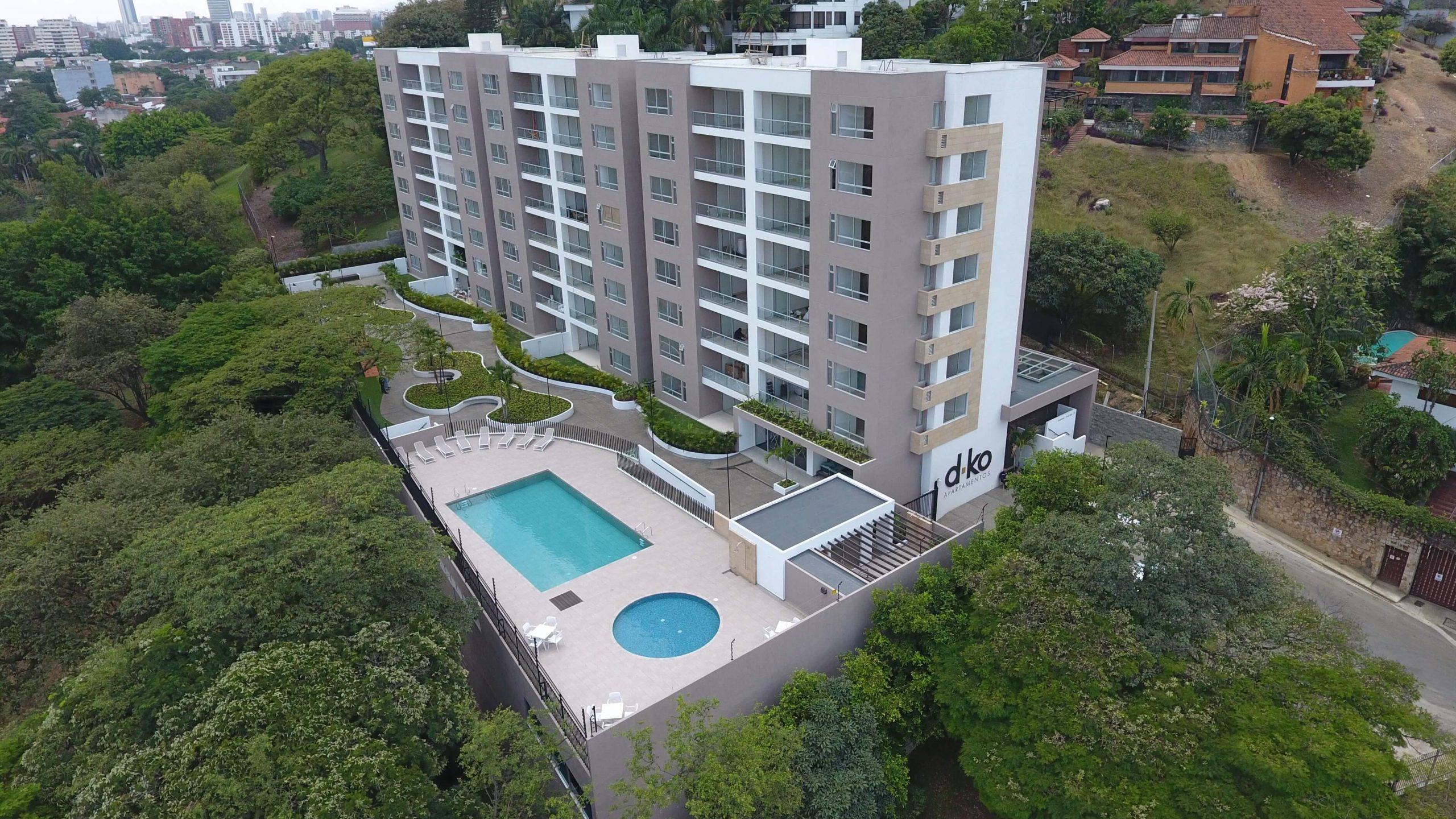 D-KO Edificio apartamento