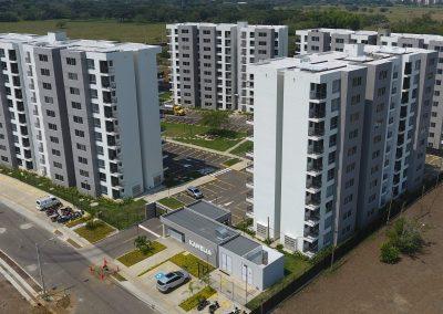 Kamelia apartamentos en Conjunto residencial – Hacienda Kachipay