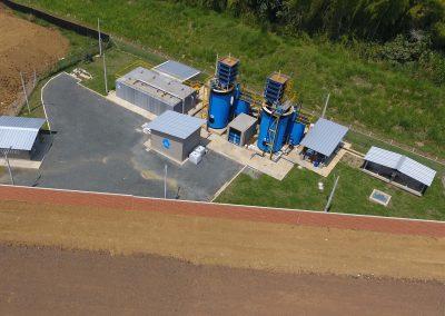 Planta de Tratamiento de Agua Potable – PTAP Ciudad Country