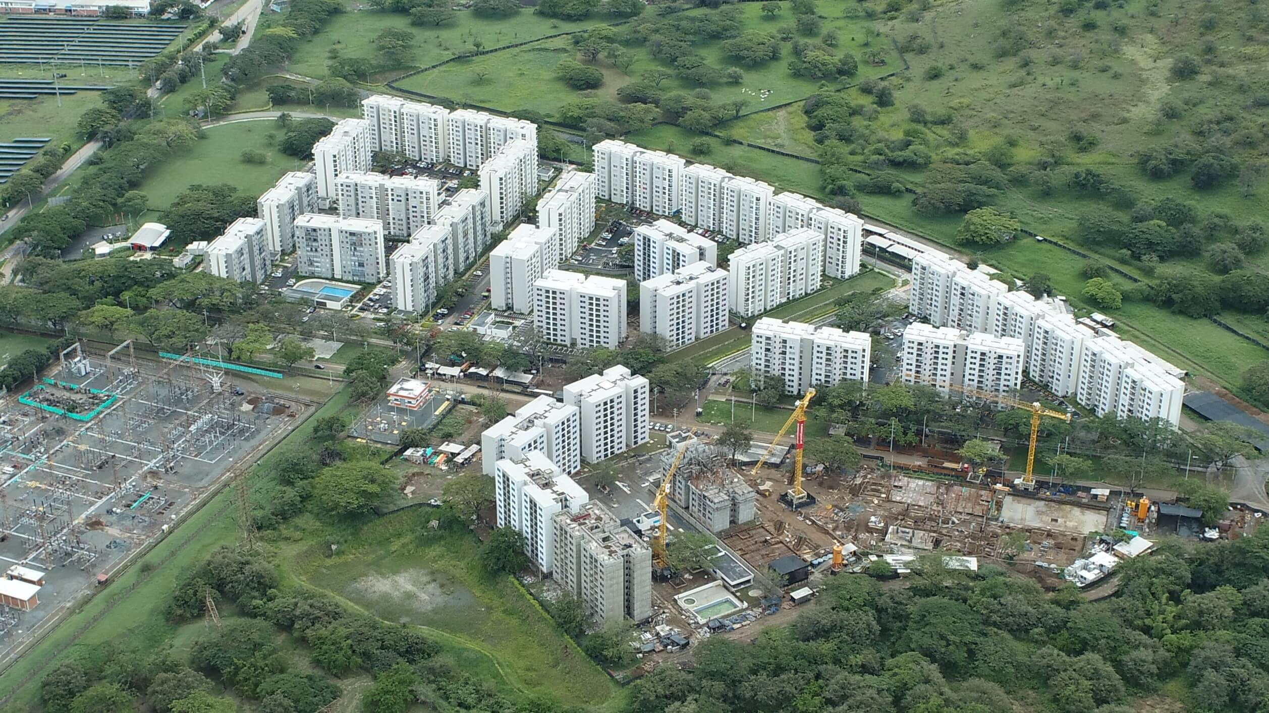 Ciudad Guabinas 5 Apartamentos en Conjunto residencial