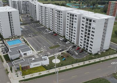 Areka apartamentos en Conjunto residencial – Hacienda Kachipay
