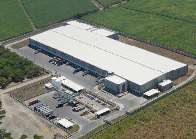 Centro de Distribución Unilever – etapa 1