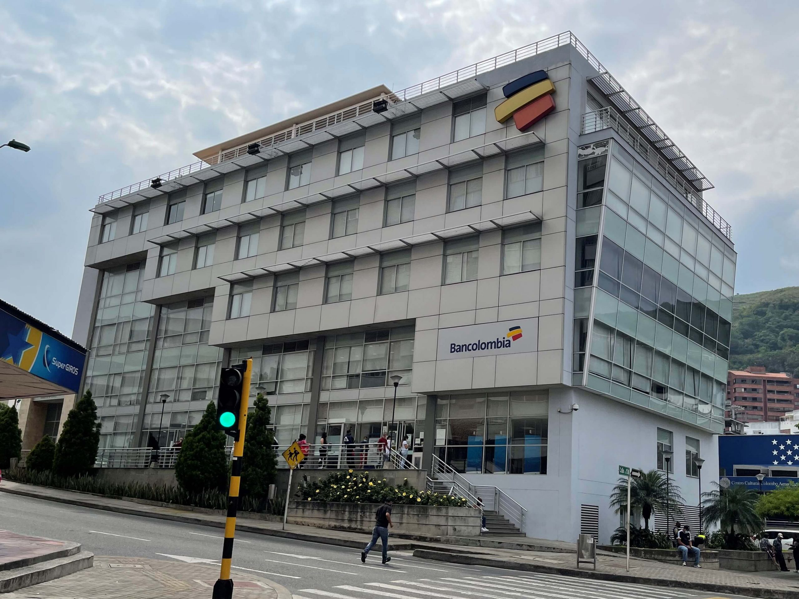 Edificio Bancolombia sede Granada
