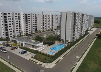 Lantana apartamentos en Conjunto residencial – Hacienda Kachipay