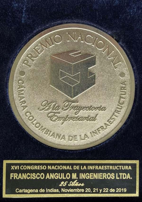 Reconocimiento Francisco Angulo