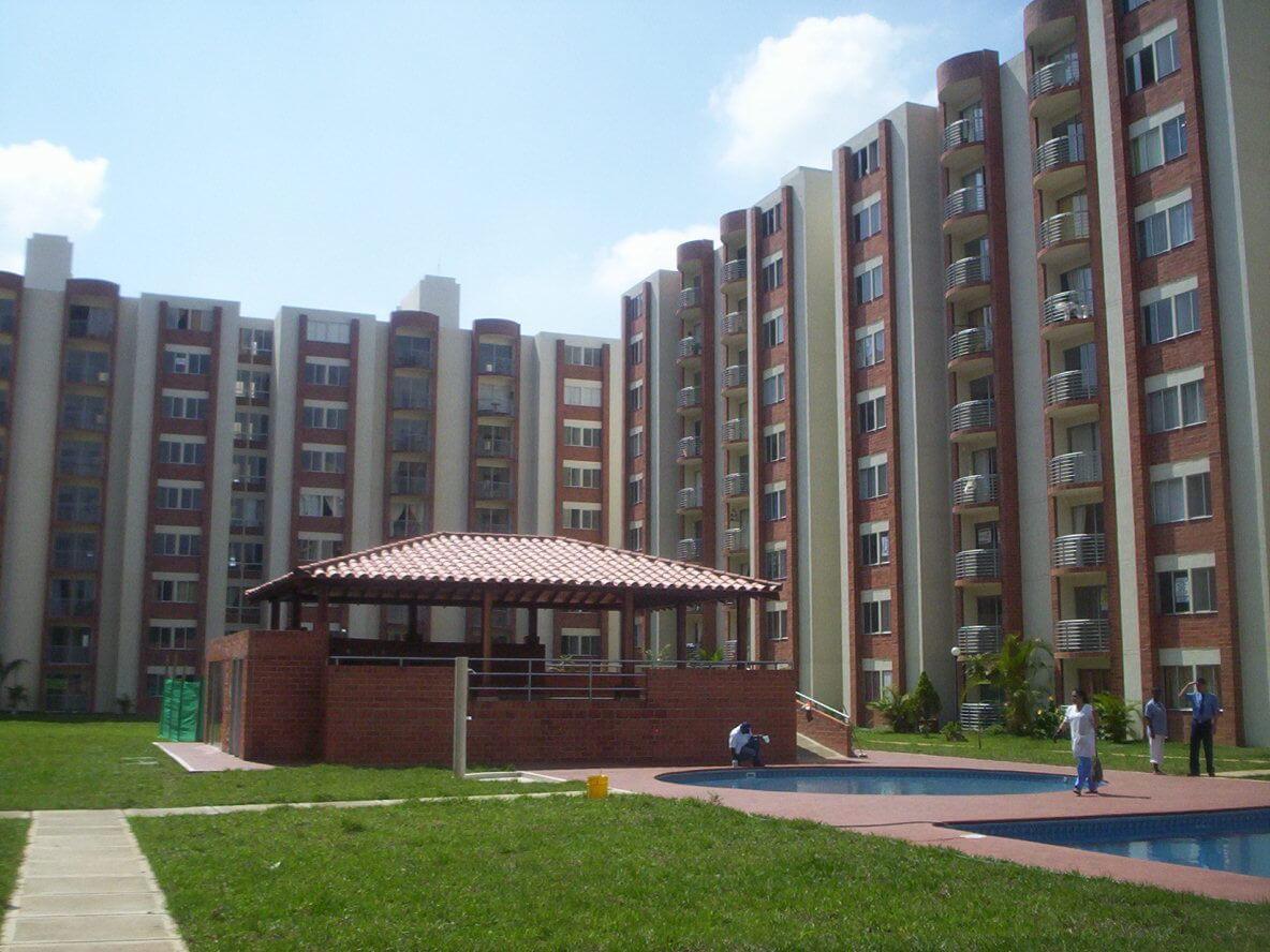 Torres de Sotavento Conjunto residencial