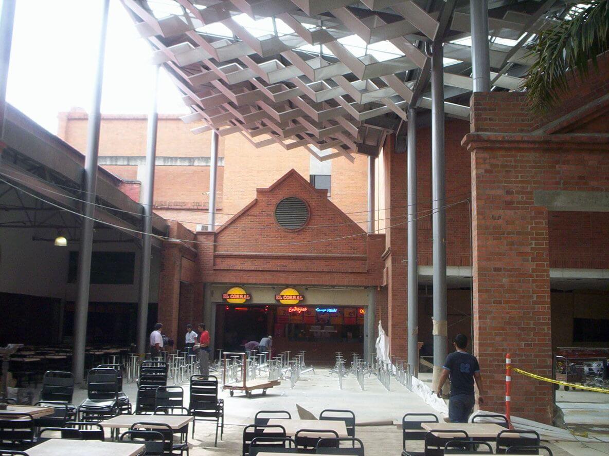 Zona de comidas Centro Comercial Chipichape